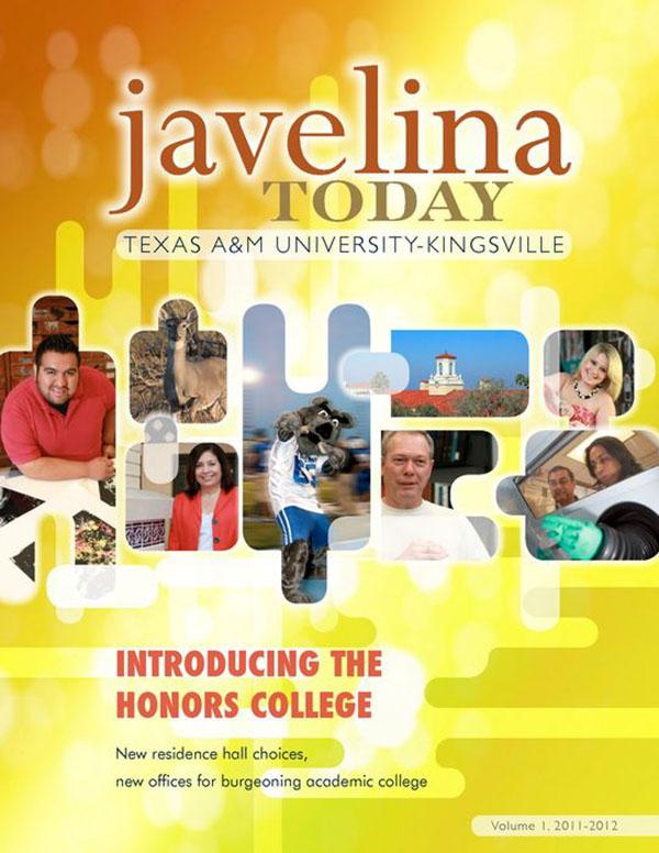 Javelina Today volume 1.1