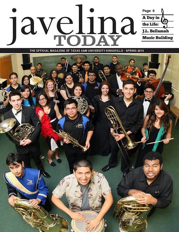 Javelina Today volume 3.1