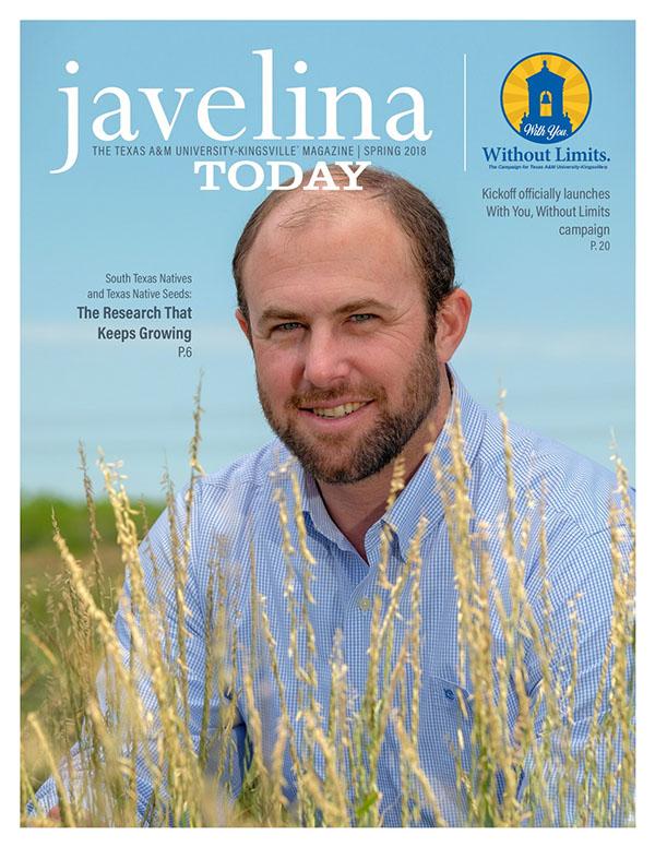Javelina Today volume 8.1