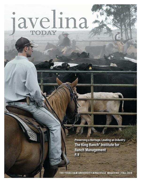 Javelina Today volume 8.3