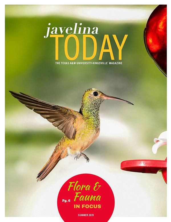 Javelina Today volume 9.2