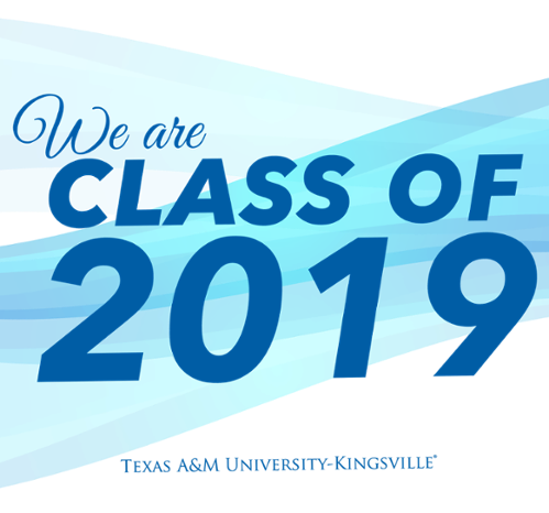 We are Class of 2019 Graphic
